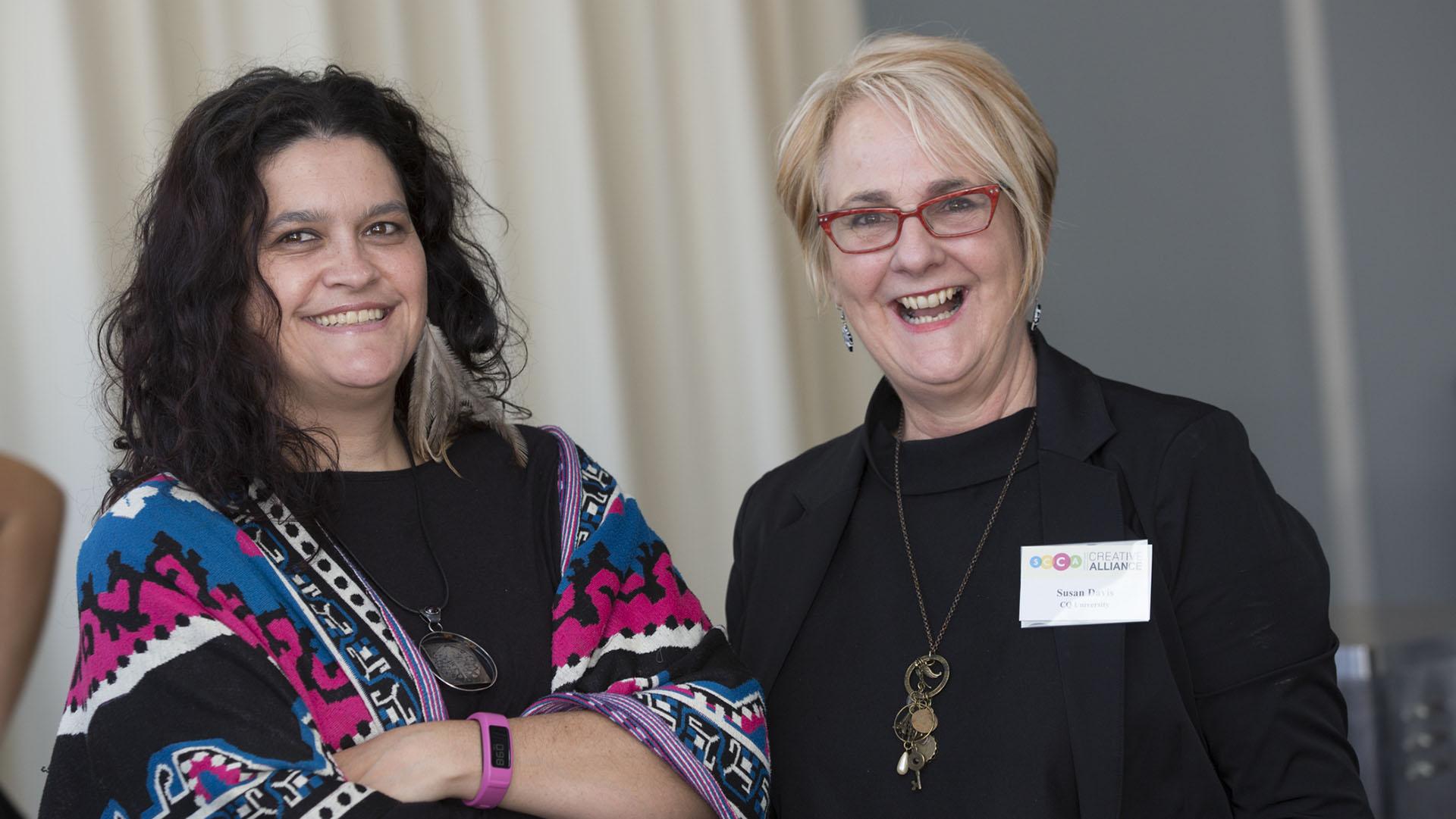 Advocating: Bianca Beetson | Sue Davis